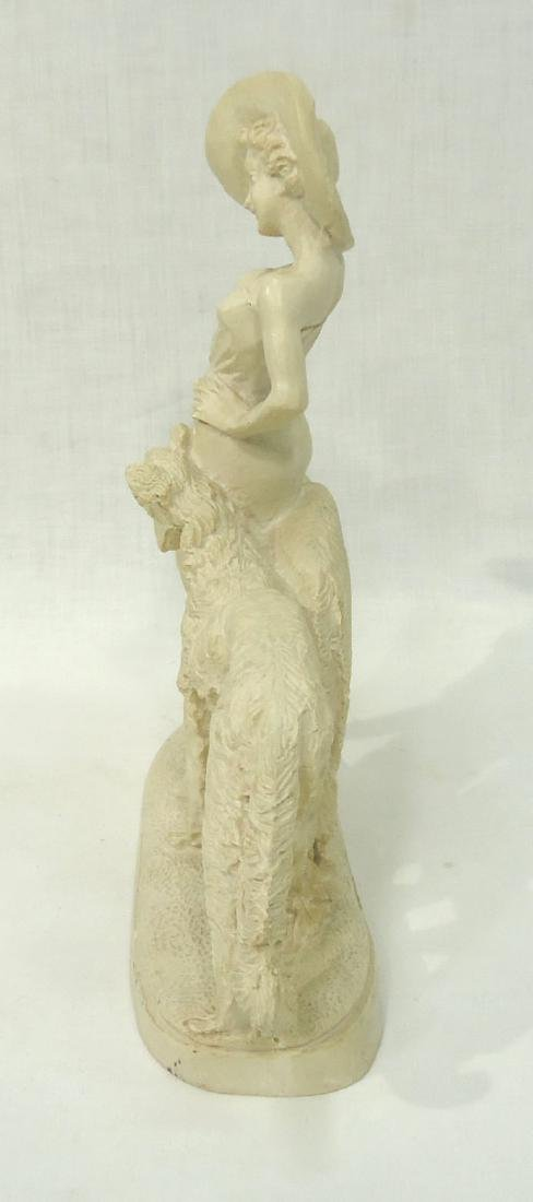 Art Deco Style Statue - 3