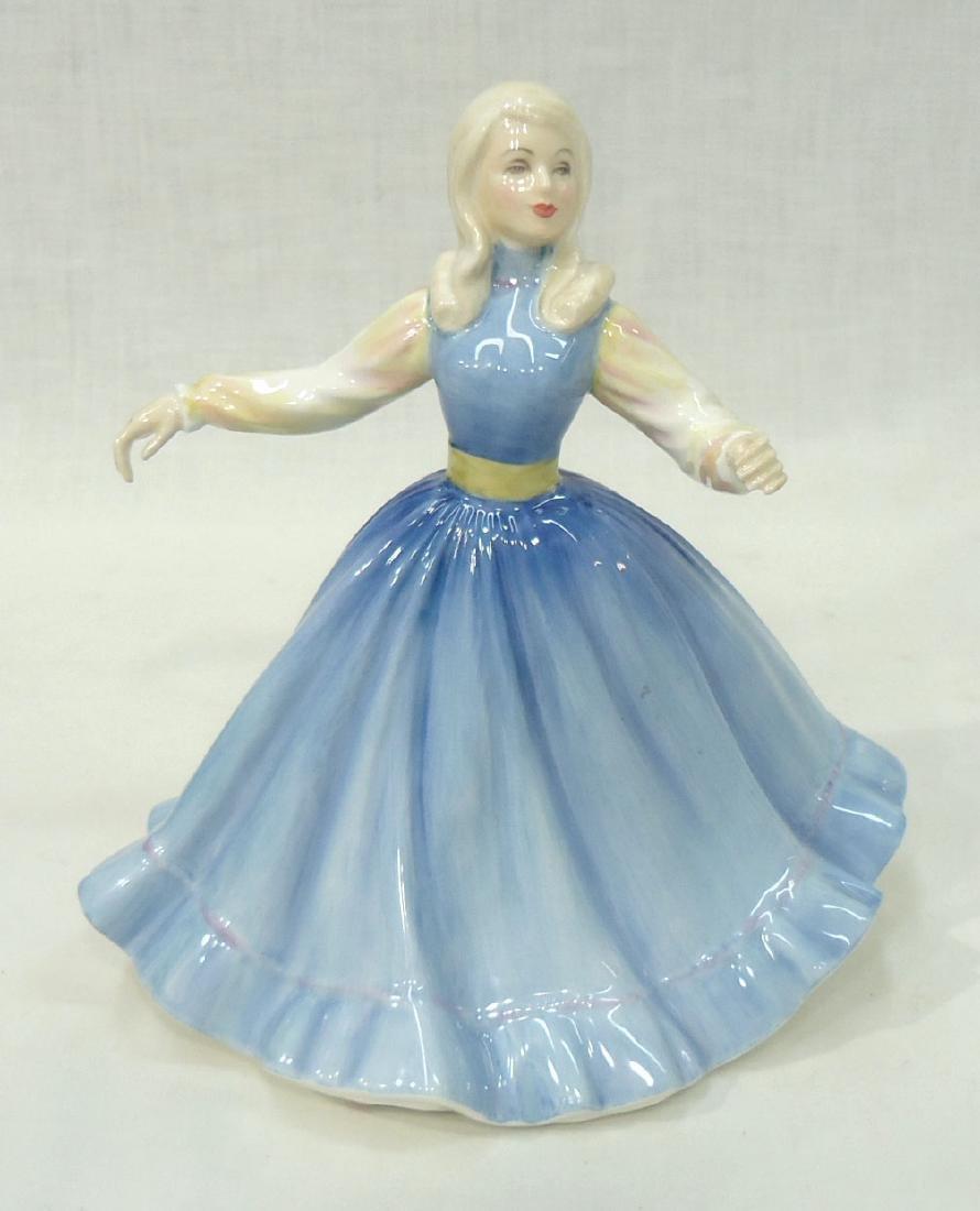 "Royal Doulton Figure ""Jennifer"""