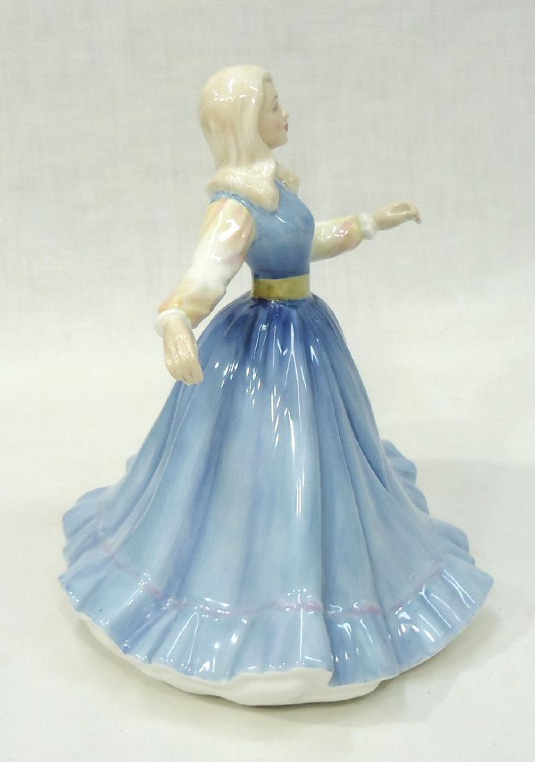 "Royal Doulton Figure ""Jennifer"" - 3"