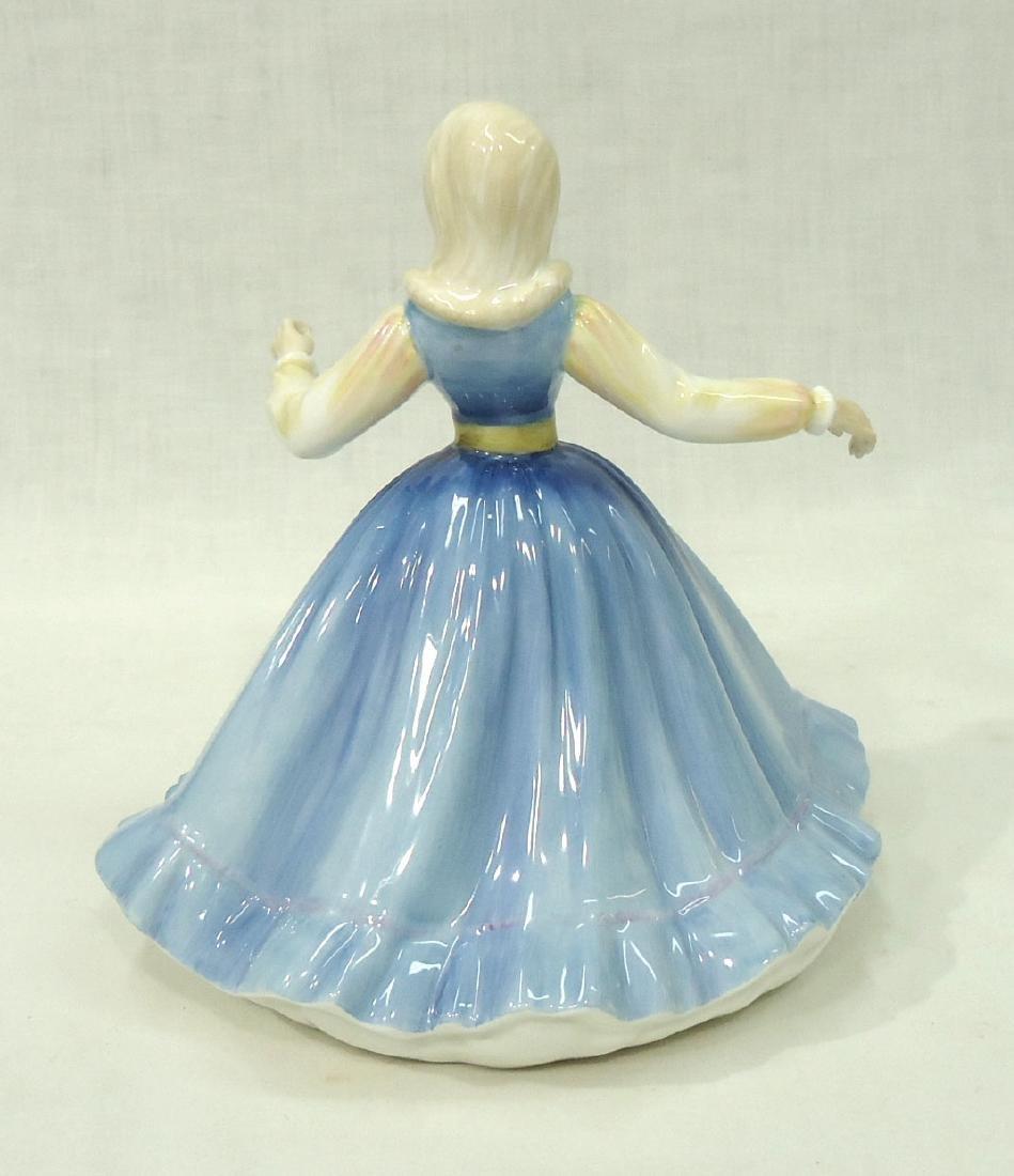 "Royal Doulton Figure ""Jennifer"" - 4"