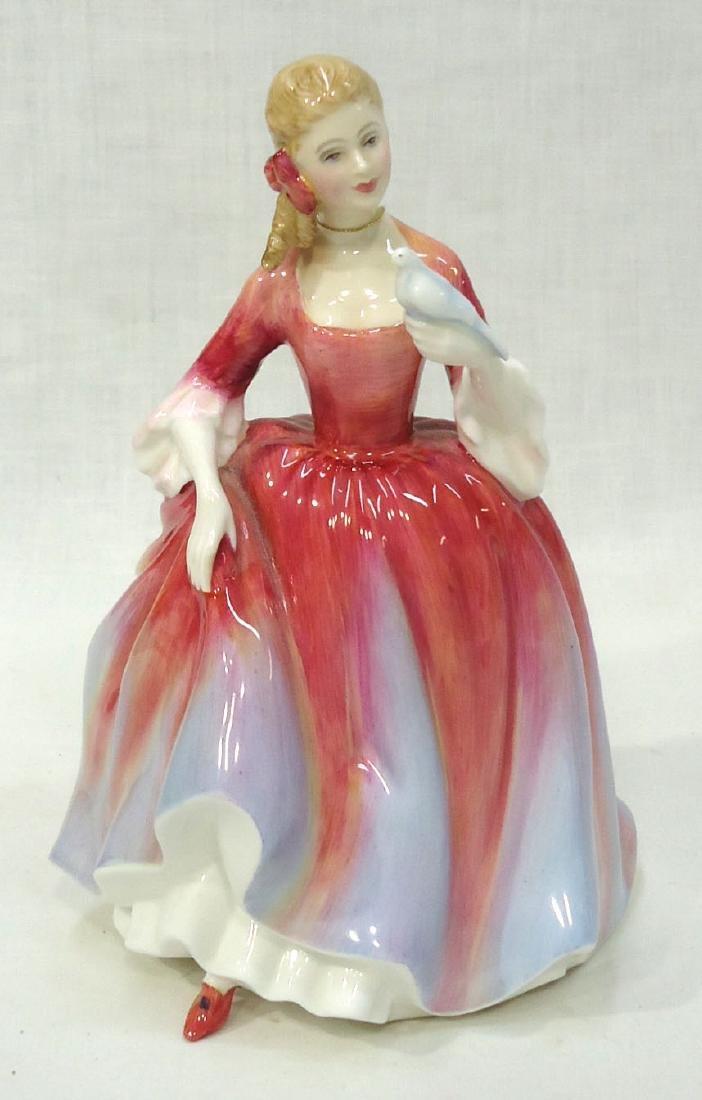 "Royal Doulton Figure ""Nicola"""
