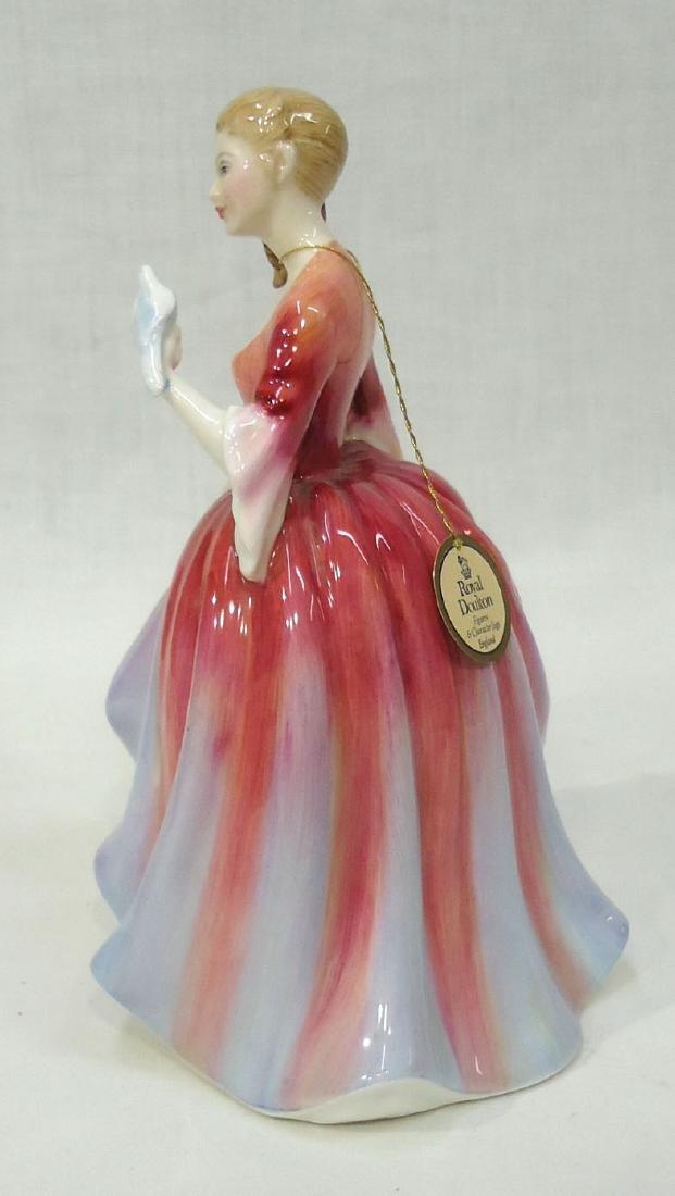 "Royal Doulton Figure ""Nicola"" - 3"