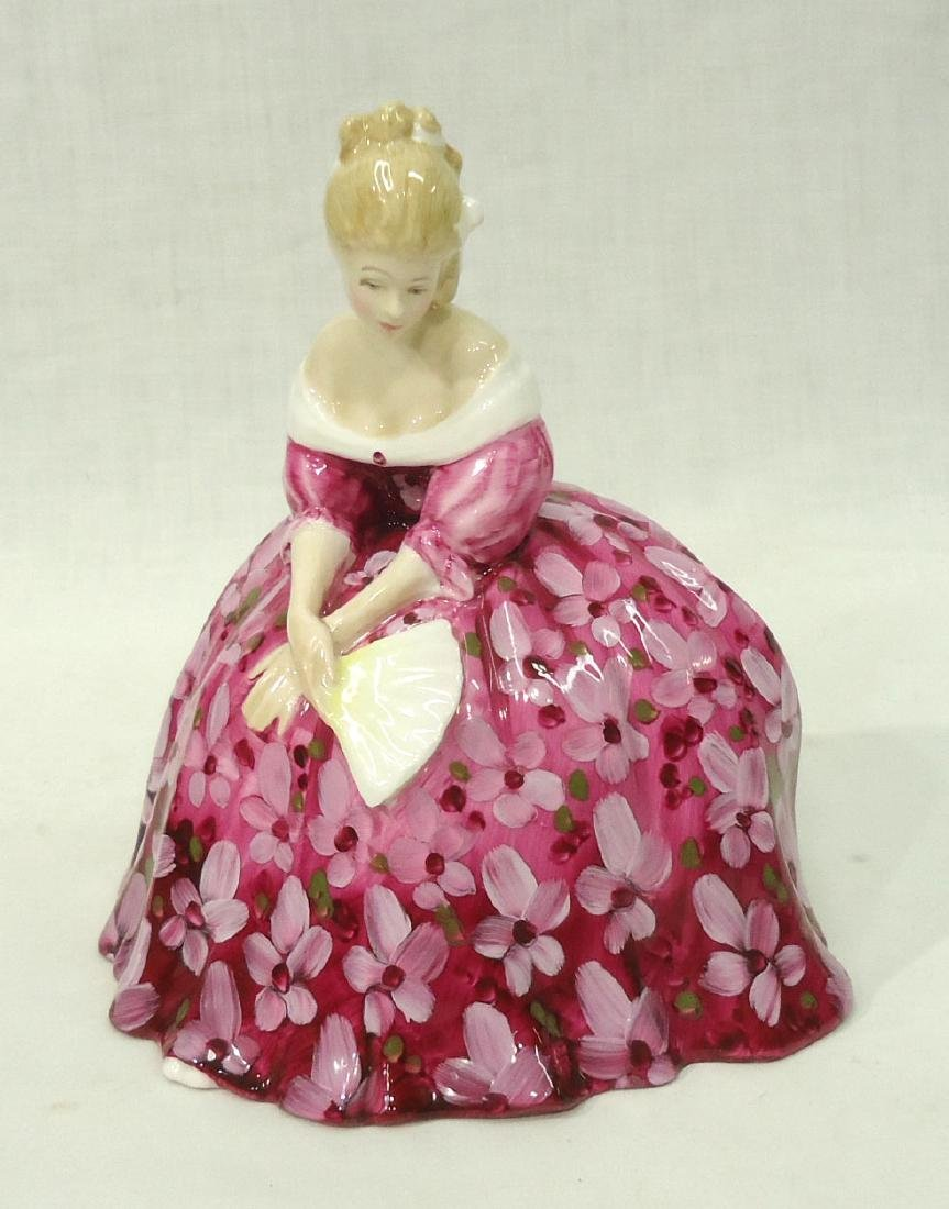"Royal Doulton Figure ""Victoria"""