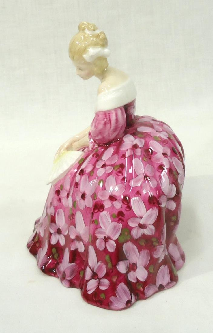 "Royal Doulton Figure ""Victoria"" - 3"