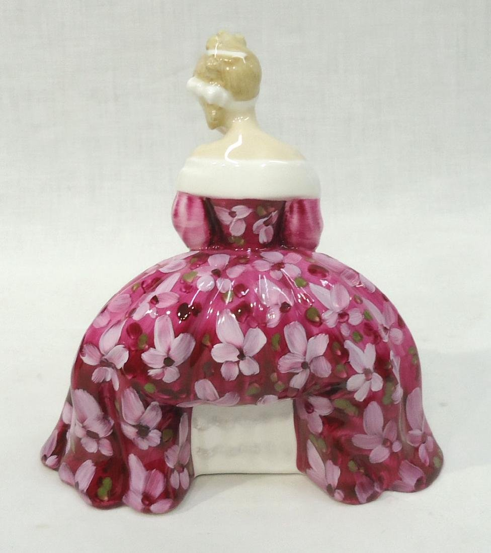 "Royal Doulton Figure ""Victoria"" - 4"