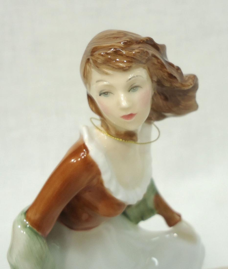 "Royal Doulton Figure ""Autumntime"" - 2"