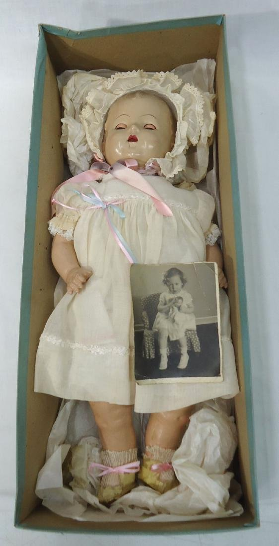 Bi-Bye-Baby Compo Doll Orig. Box