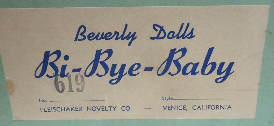 Bi-Bye-Baby Compo Doll Orig. Box - 6