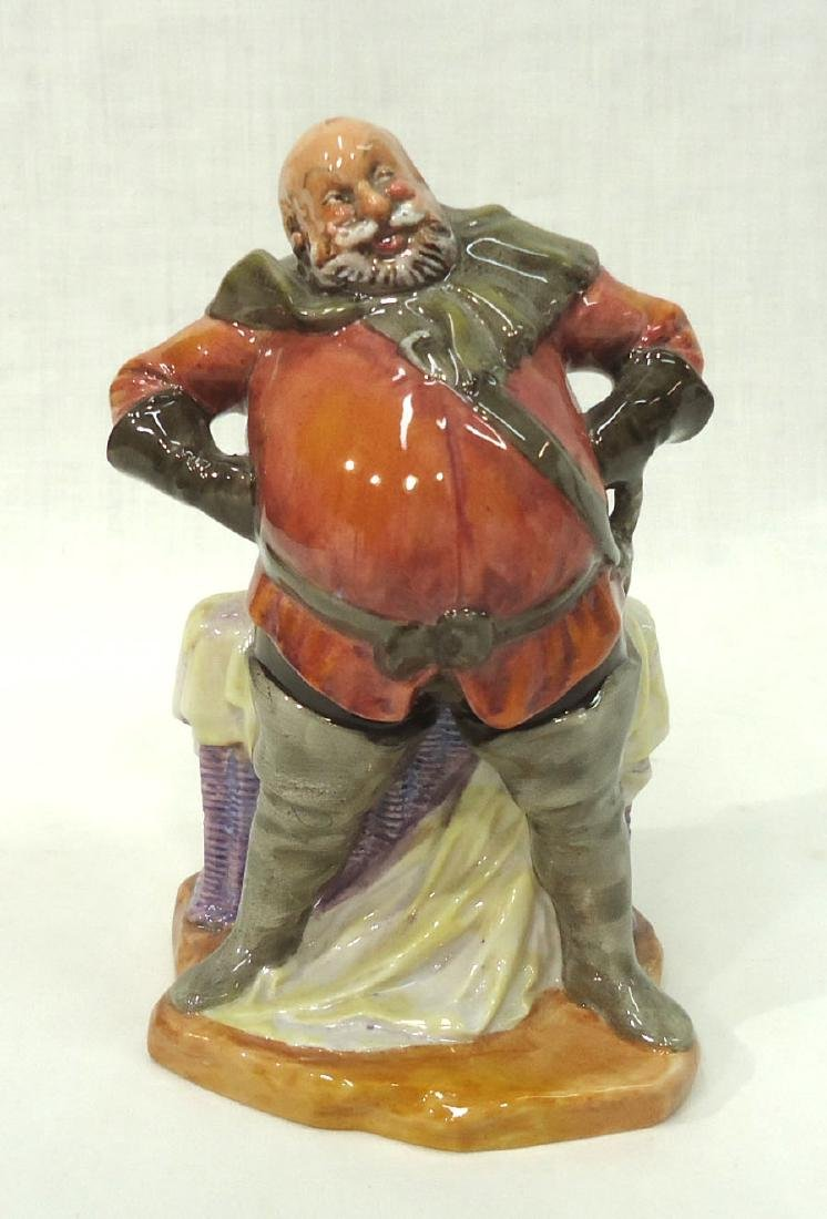 "Royal Doulton Figure ""The Foaming Quart"""