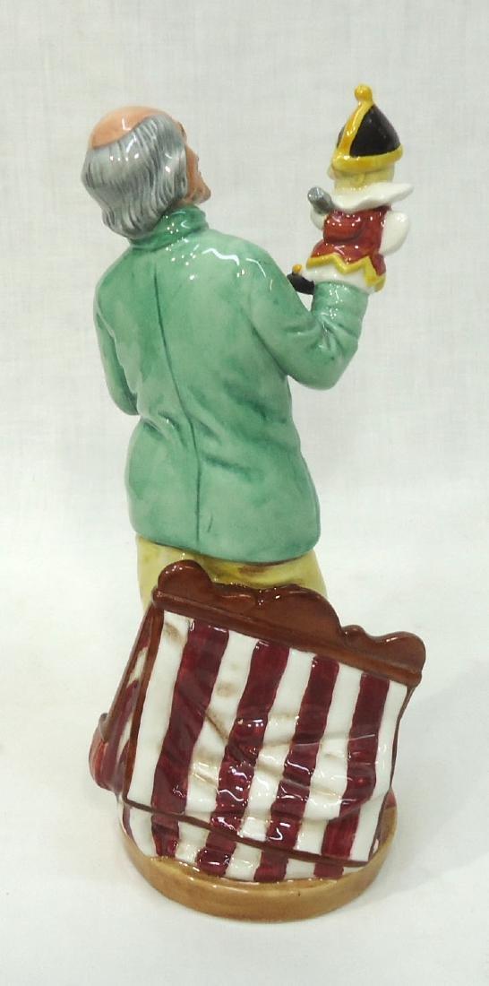 "Royal Doulton Figure ""Punch & Judy Man"" - 4"