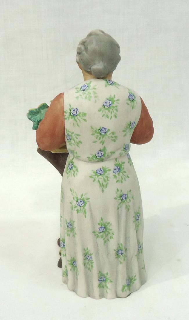 "Royal Doulton Figure ""Good Morning"" - 3"