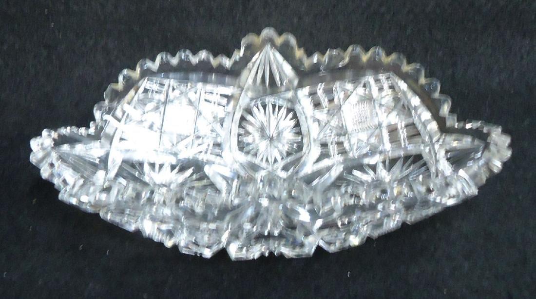 5pcs ABP Cut Glass - 6