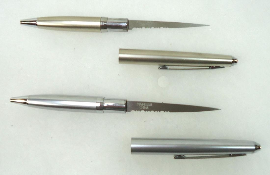 "(2) 5 1/2"" Pen Knives"