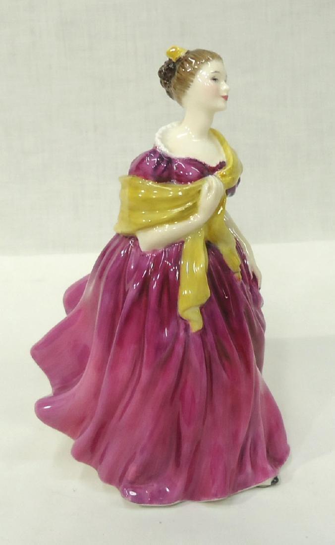 "Royal Doulton Figure ""Adrienne"" - 2"