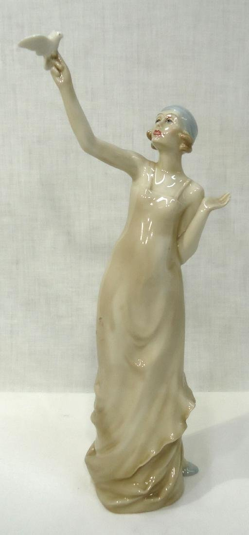 "Royal Doulton Figure ""Paradise"""