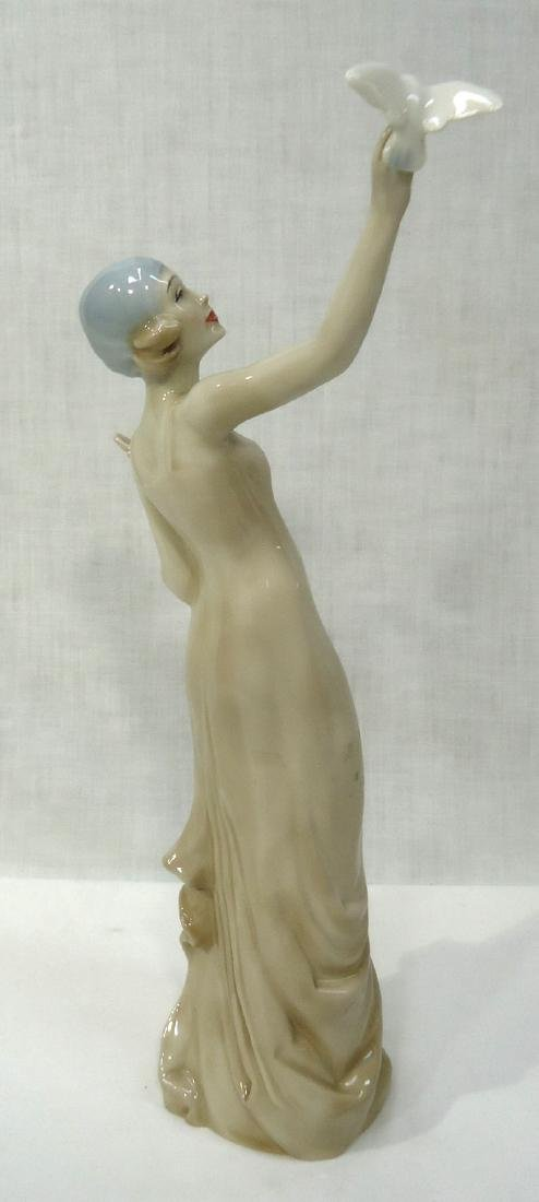 "Royal Doulton Figure ""Paradise"" - 3"