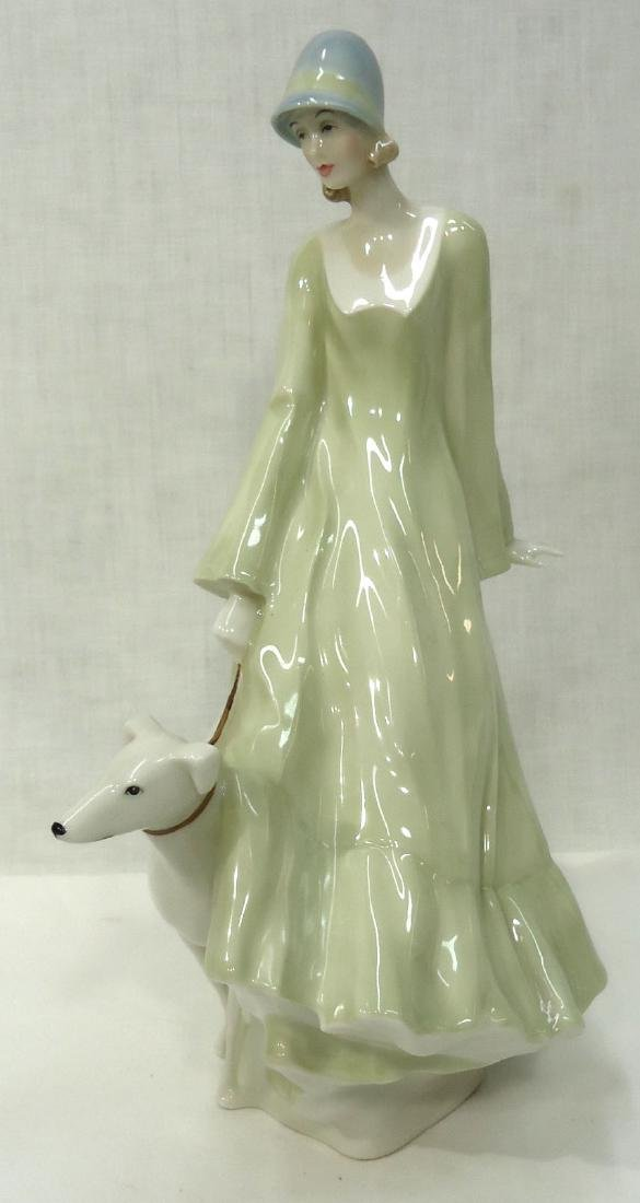 "Royal Doulton Figure ""Strolling"""