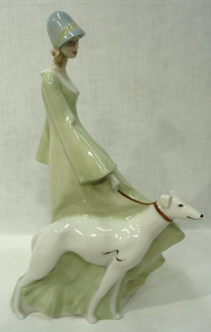 "Royal Doulton Figure ""Strolling"" - 3"