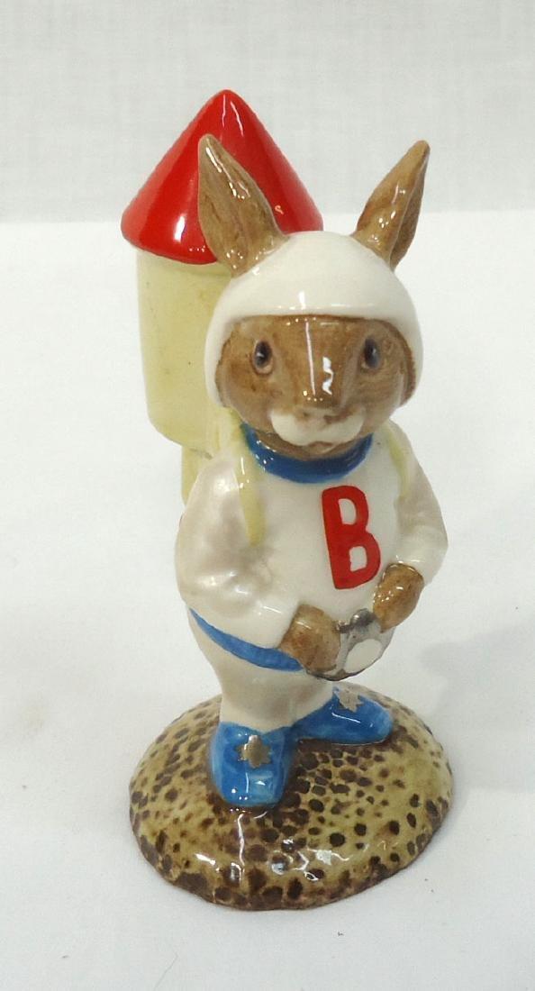"Royal Doulton Figure ""Astro Bunnykins"""
