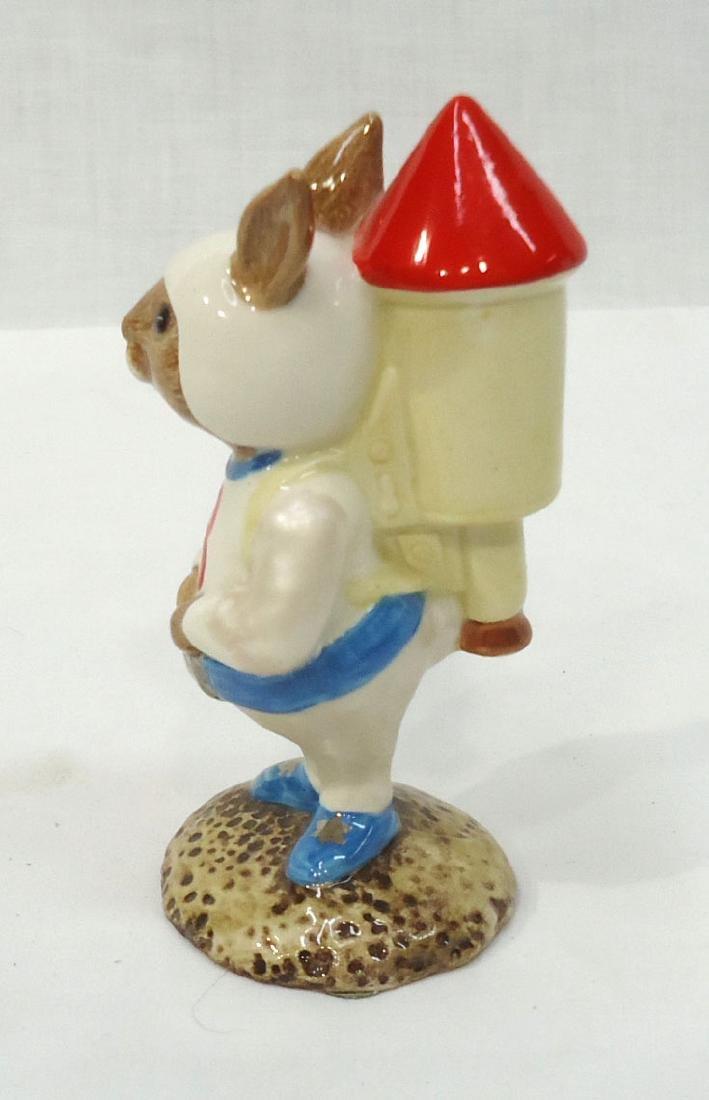 "Royal Doulton Figure ""Astro Bunnykins"" - 2"