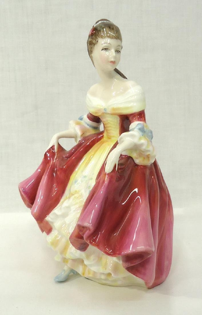 "Royal Doulton Figure ""Southern Belle"""
