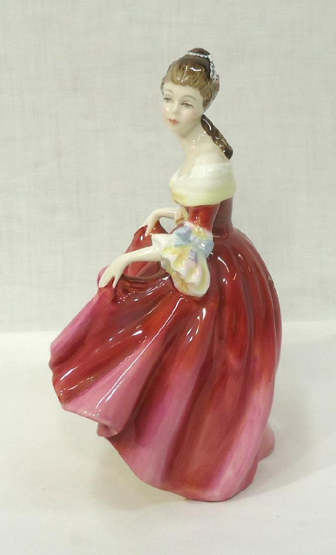 "Royal Doulton Figure ""Southern Belle"" - 3"