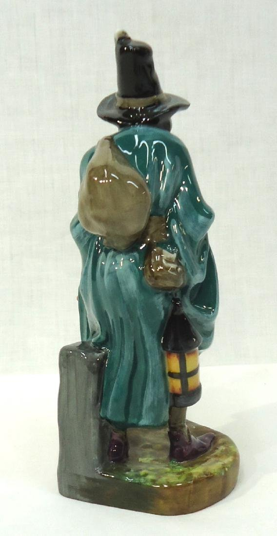 "Royal Doulton Figure ""The Mask Seller"" - 3"