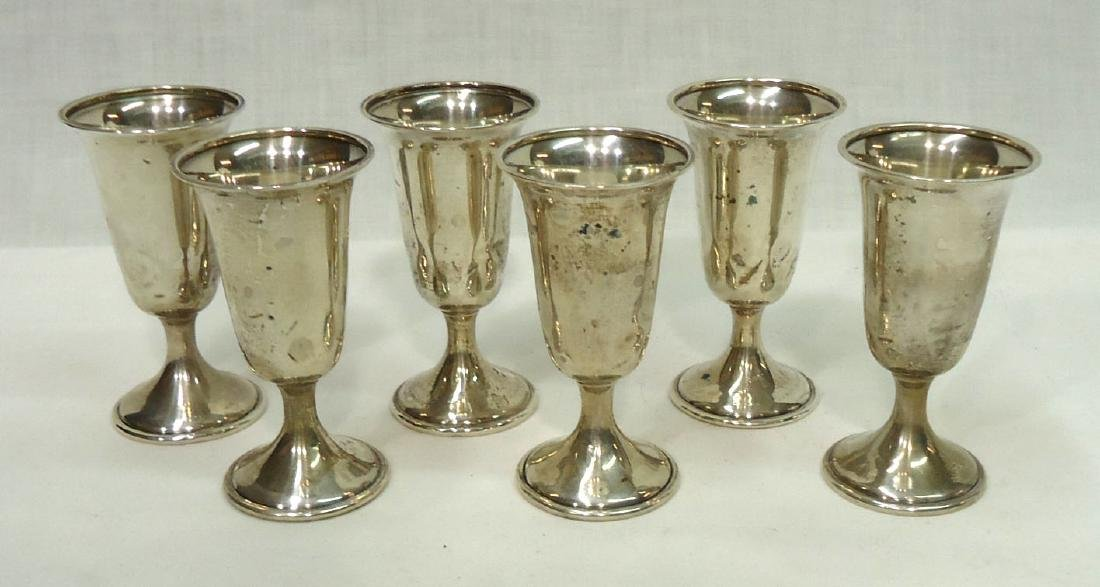 6 Sterling Cordials