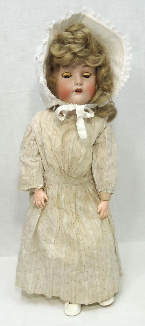 "26"" German Bisque Doll"
