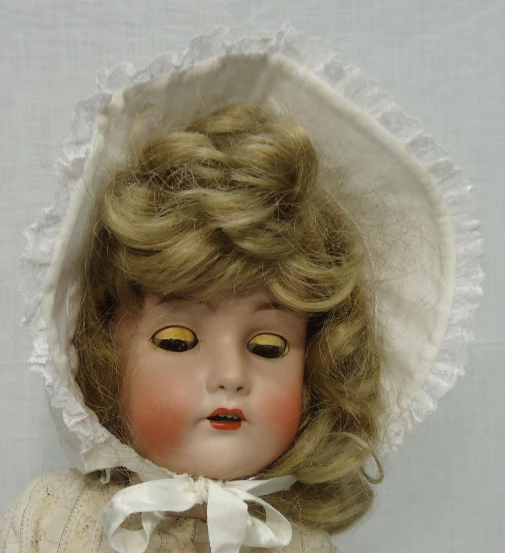 "26"" German Bisque Doll - 2"