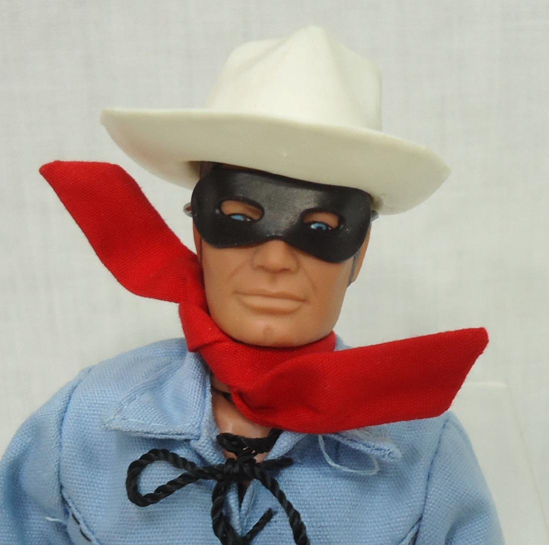 The Lone Ranger Action Figure Orig. Box - 2