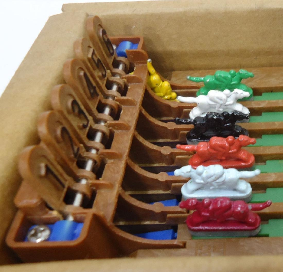 Mini Derby Horse Race Game Orig. Box - 2
