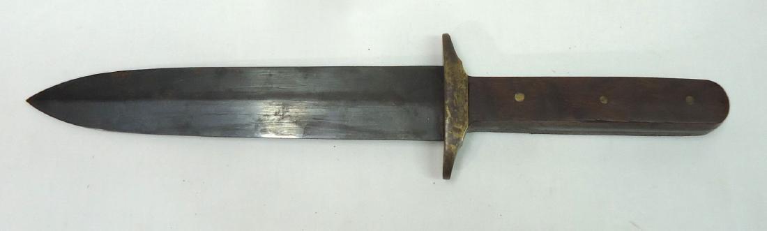"""12 1/4"""" Arkansas Toothpick Knife - 3"""