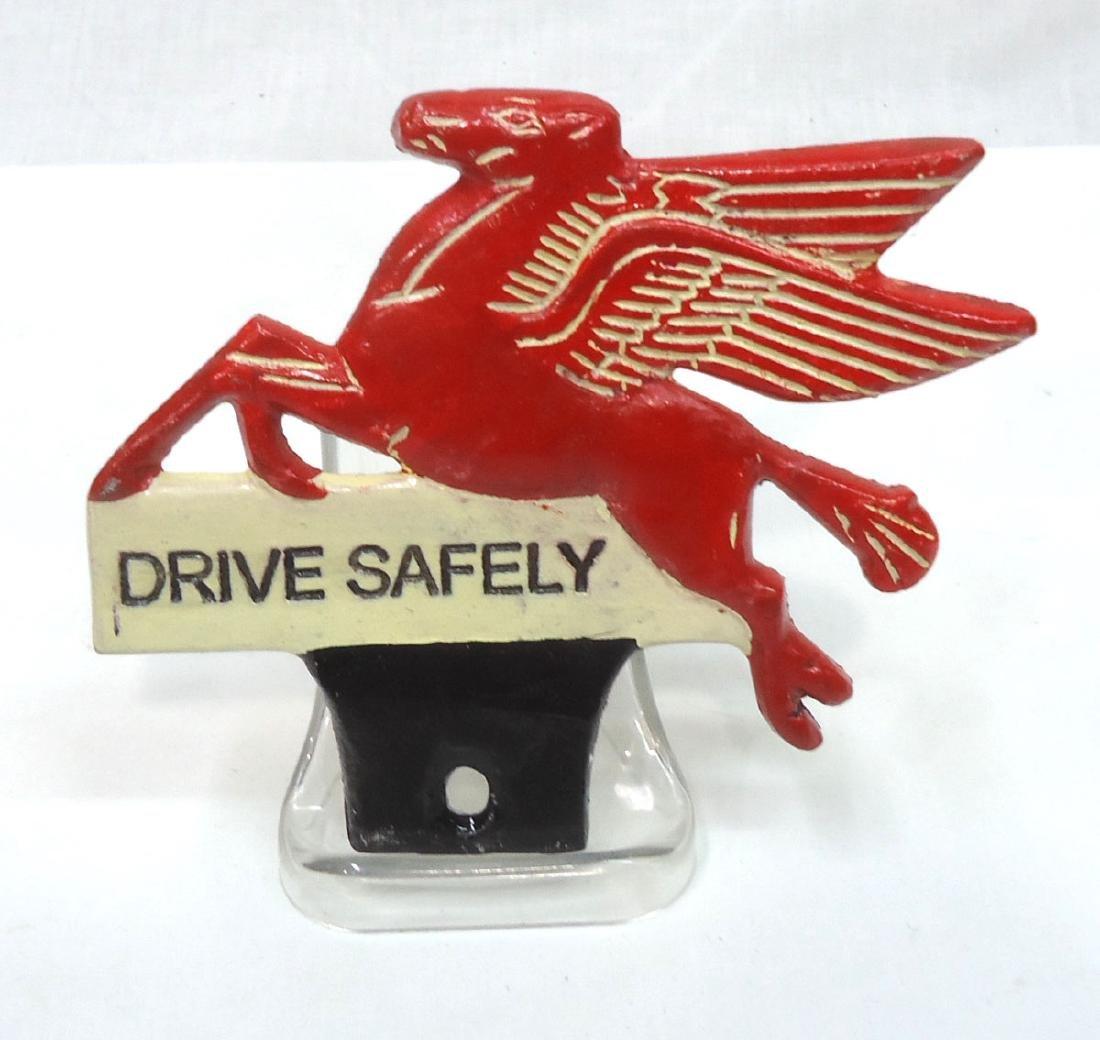 Modern C.I. Pegasus License Plate Topper