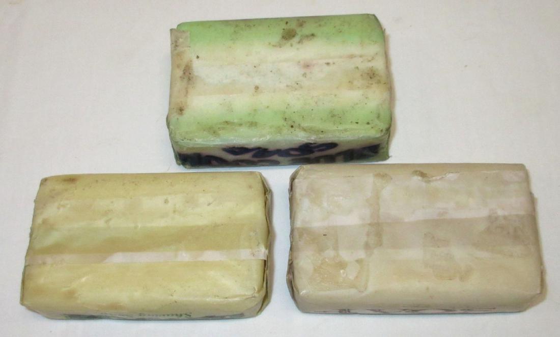 3 Bars Black Americana Soap - 2