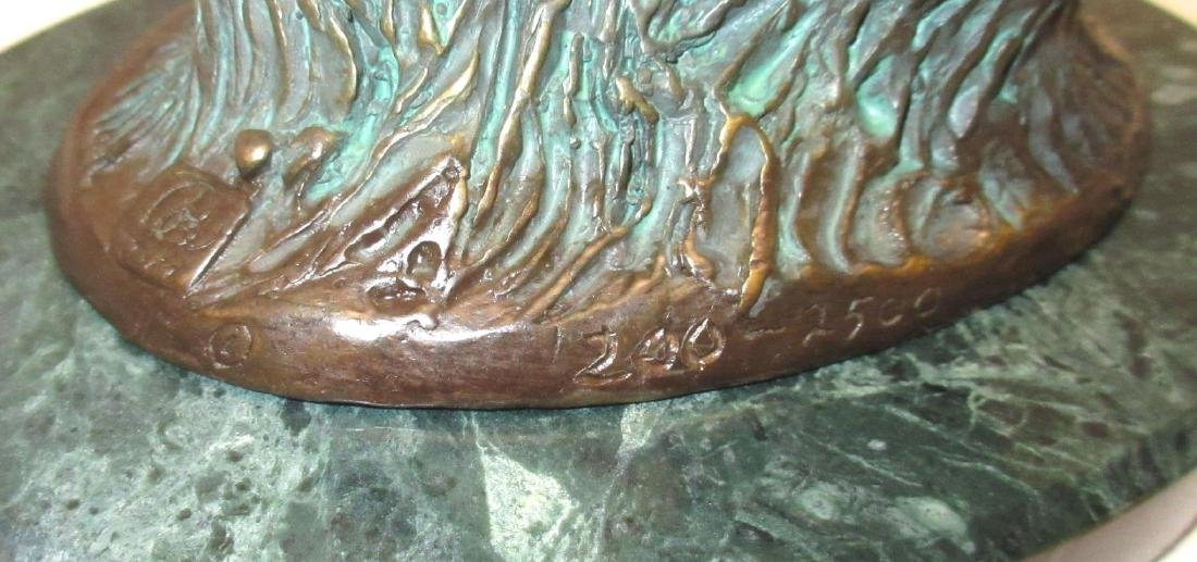 Bronze Dog & Rabbit - 2