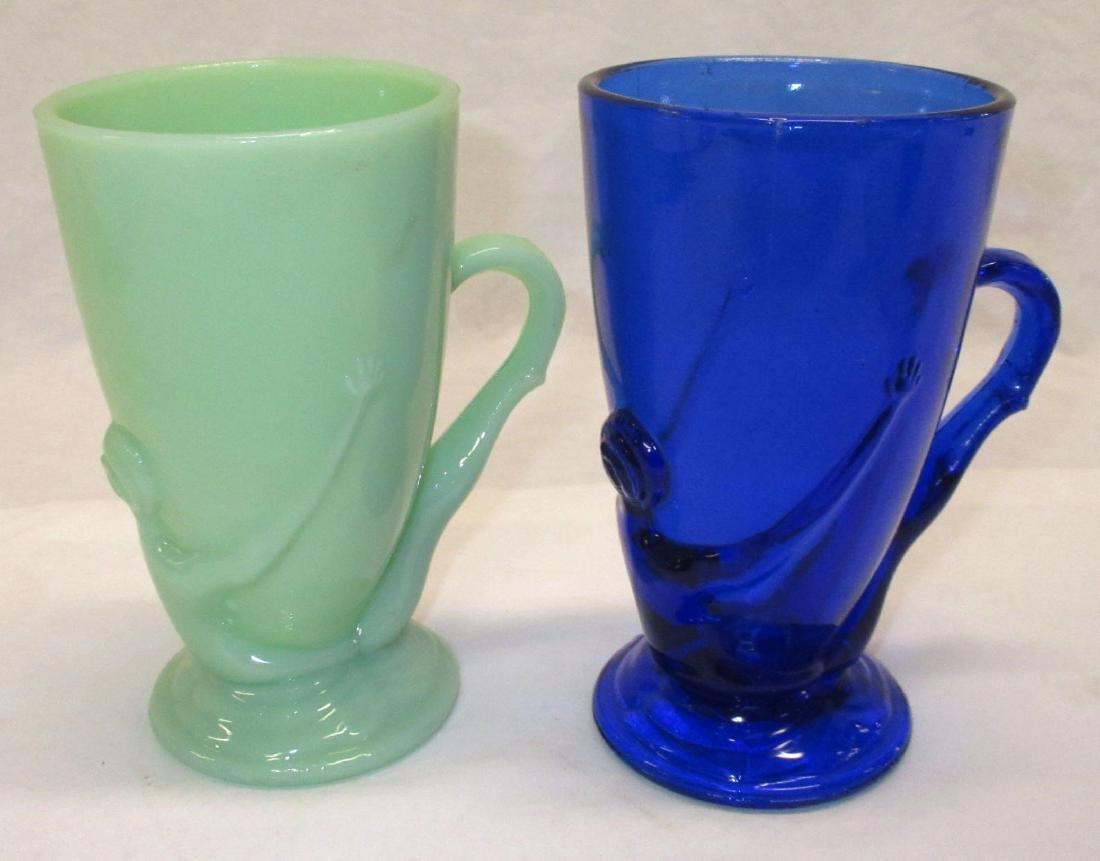 2 Bottoms Up Mugs
