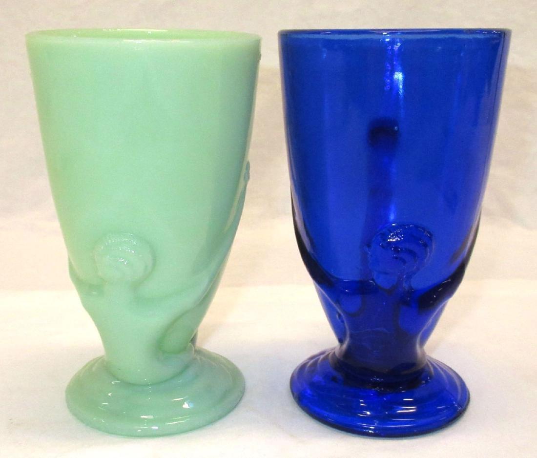 2 Bottoms Up Mugs - 2