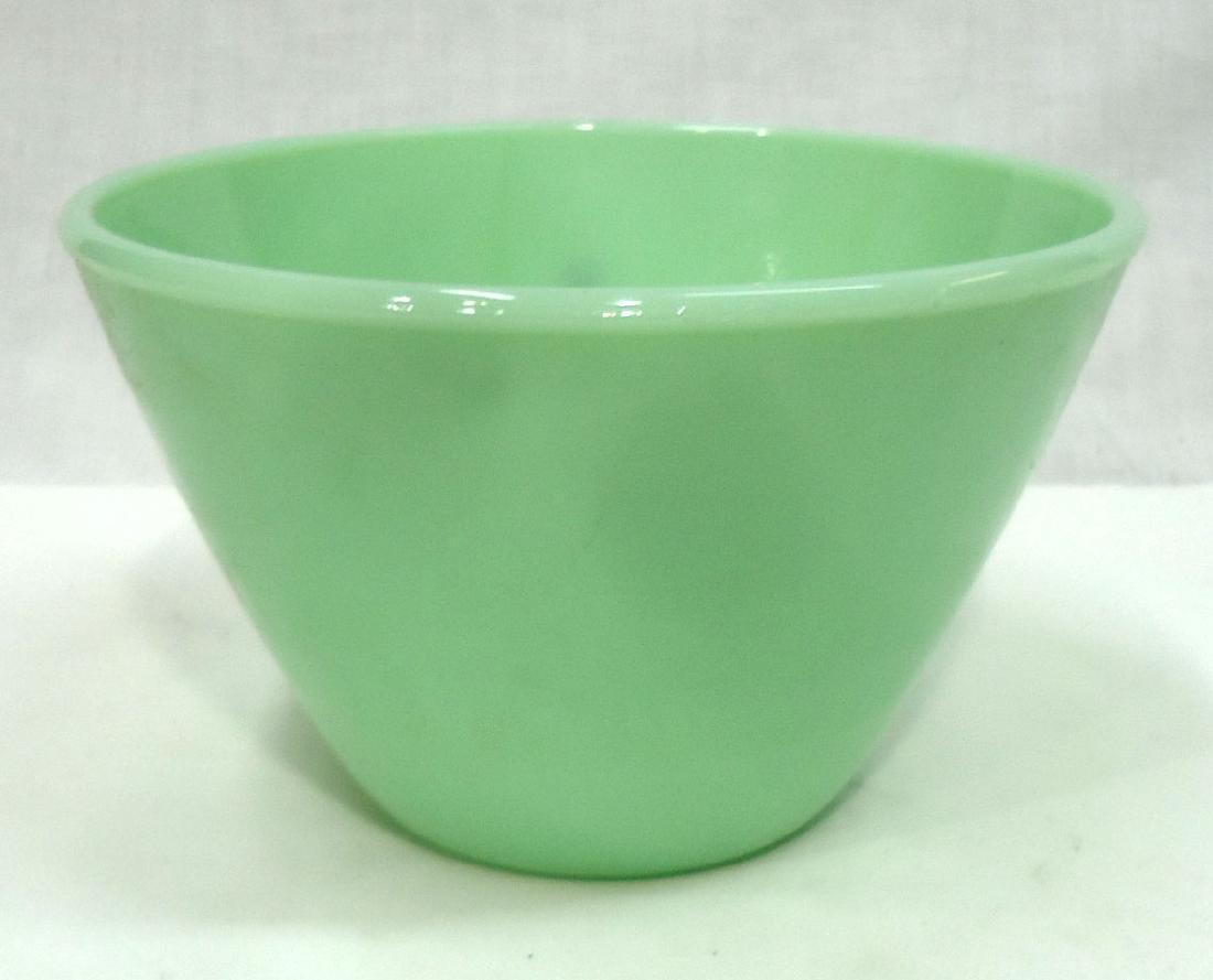 Scotty Jadeite Bowl - 3