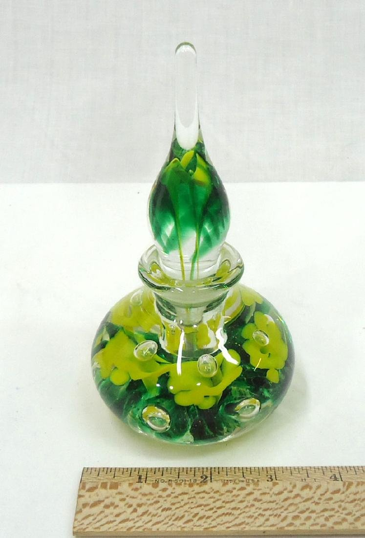 Perfume Bottle Paperweight