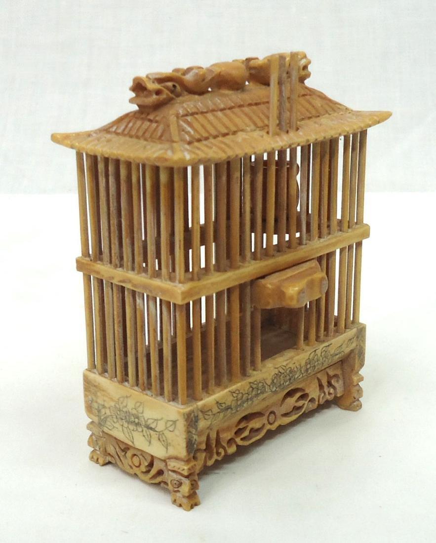 Oriental Bone Cricket Cage - 2