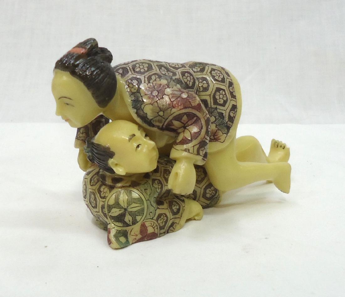Erotic Oriental Figure - 2