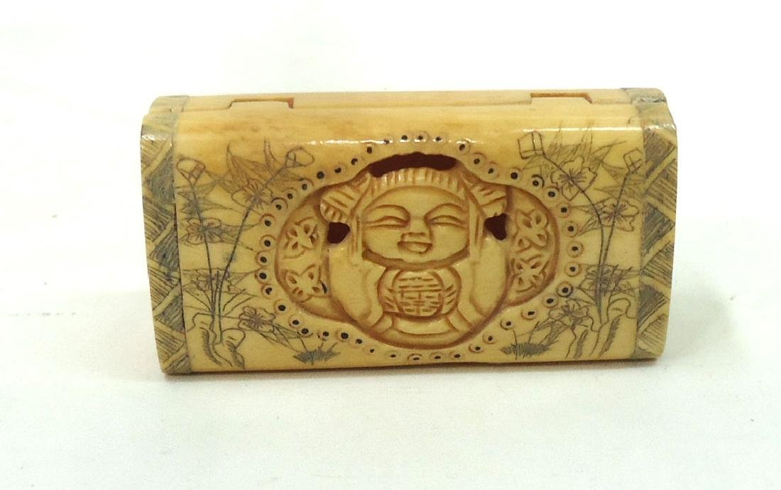 Oriental Bone Cricket Box - 2