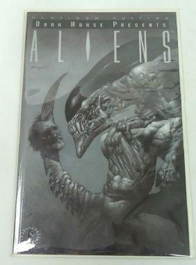 Alien Comic