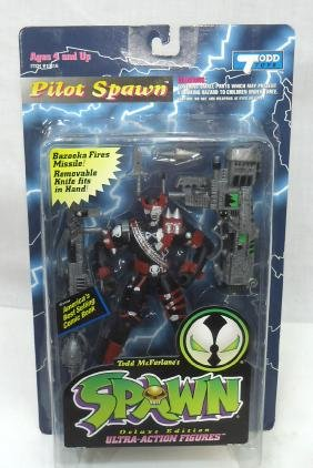 Spawn in Wrong Pkg. Action Figure