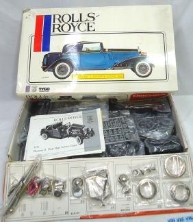 Tyco 1:8 Rolls Royce Kit NIB