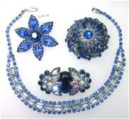 Weiss & Other Rhinestone Jewelry