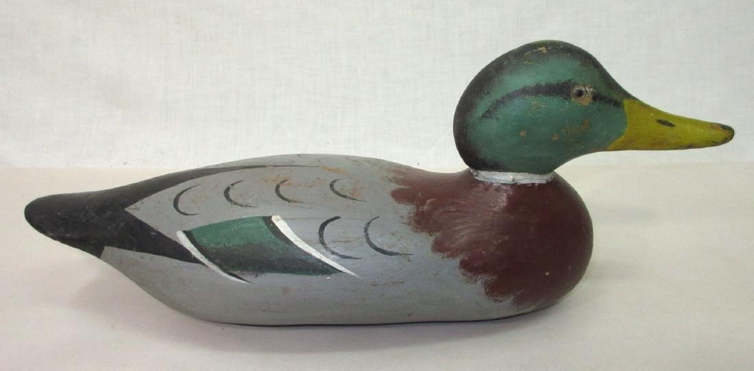 Mason Mallard Duck Decoy