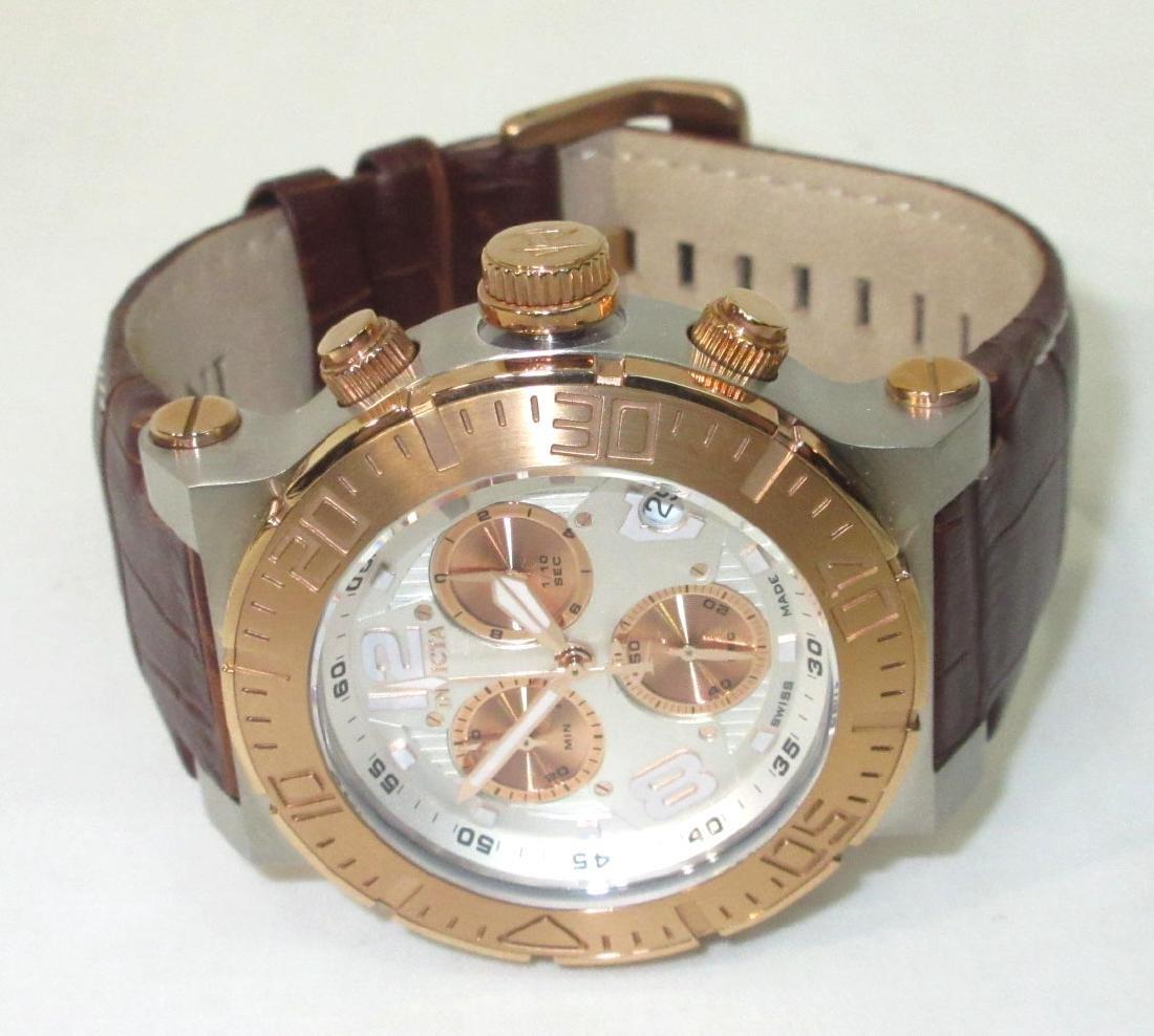 New Invicta Chronograph