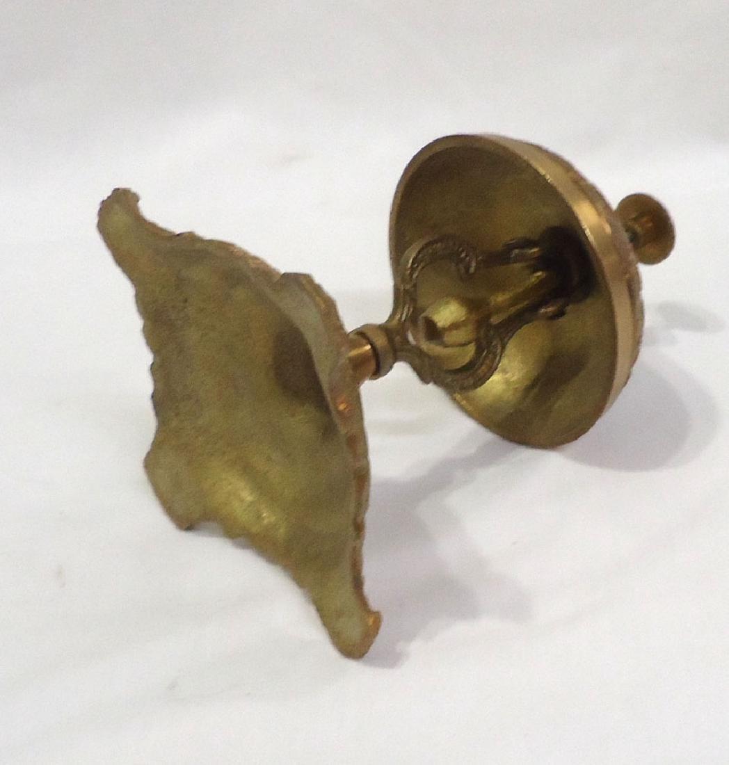 Brass Hotel Bell - 3